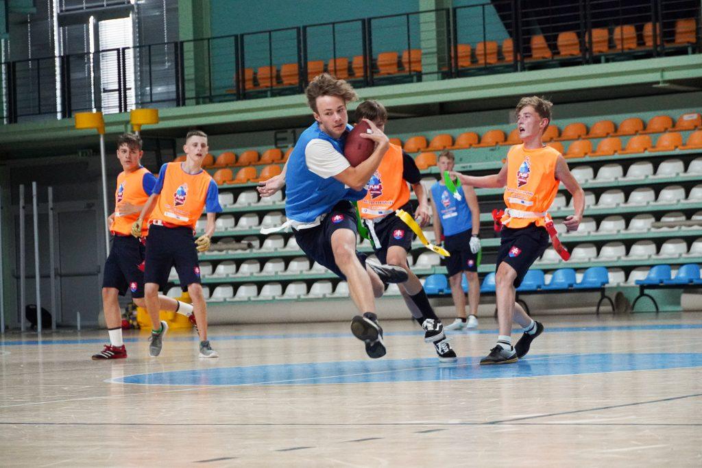 flag football - camp