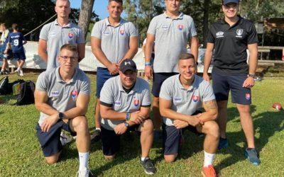 Školenie trénerov amerického futbalu a flag futbalu sa uskutoční v decembri 2021.